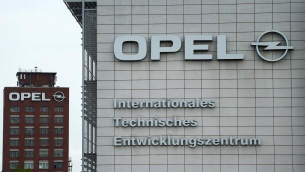 Betriebsrat: Opel droht Entwicklern mit Jobverlagerung