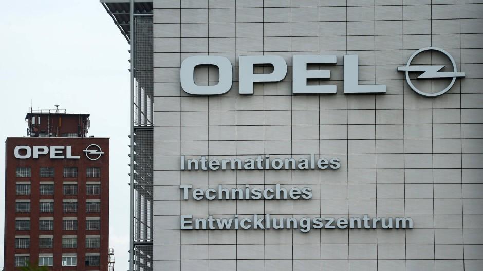 Ist Opel noch zu groß: Internationales Entwicklungszentrum
