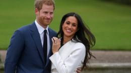 """Harry und Meghan nicht mehr """"Königliche Hoheit"""""""