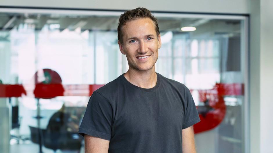 Der Schwede Niklas Östberg ist Vorstandschef von Delivery Hero.