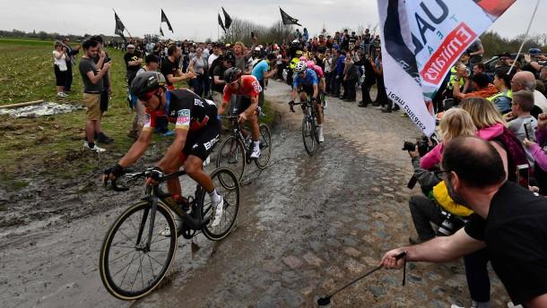 Paris-Roubaix abgesagt