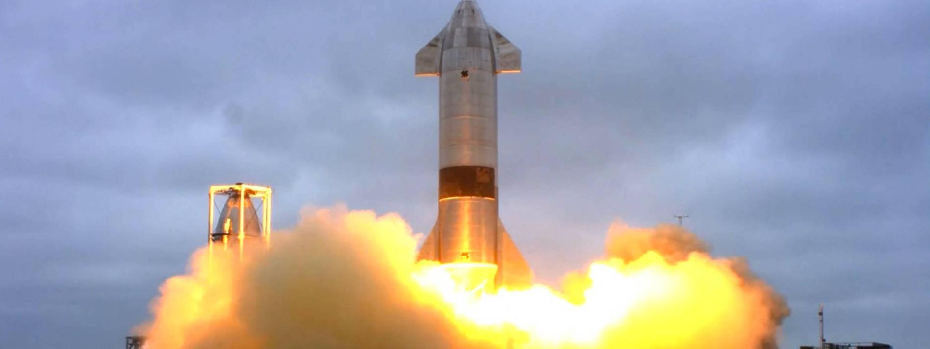 Erfolgreiche Landung von SpaceX-Rakete