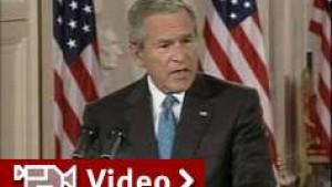 Bush gibt Existenz geheimer CIA-Gefängnisse zu
