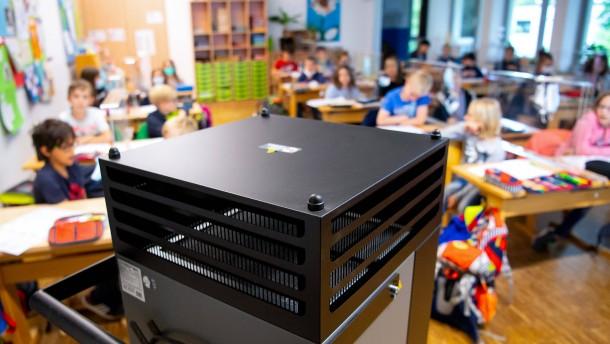 Schulen und Kitas bekommen 200 Millionen vom Bund
