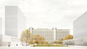 Bundesbank-Campus soll sich nach außen öffnen