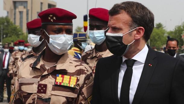 Was der Fall Déby über Frankreichs Afrikapolitik sagt