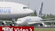 Airbus verkauft mehr A380 als erwartet