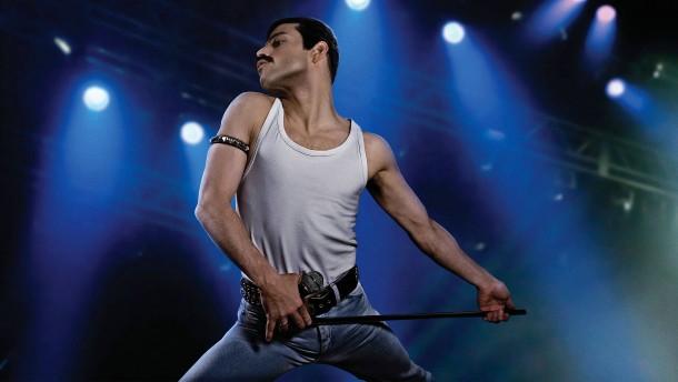 Die Wiedergeburt des Freddie Mercury