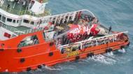 Flugschreiber der AirAsia-Maschine geborgen