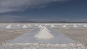 Die Welt im Lithium-Rausch