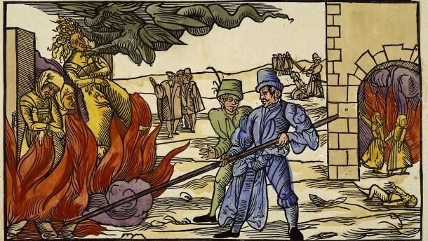 Was die Hexenverfolgung mit dem QAnon-Kult gemeinsam hat