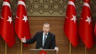 Berlin: Visafreiheit für Türkei nicht in diesem Jahr