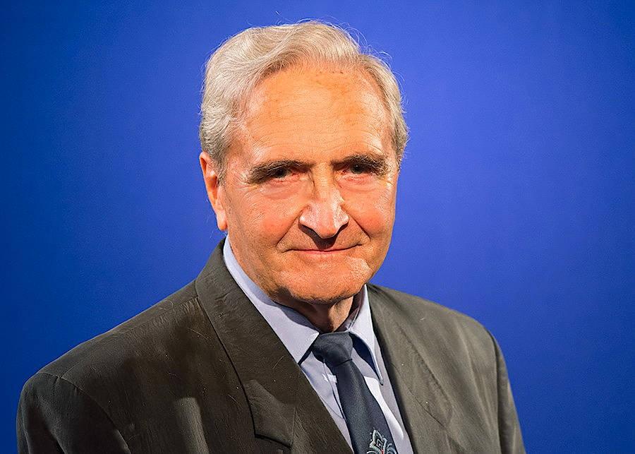 Ernst D. Dickmanns