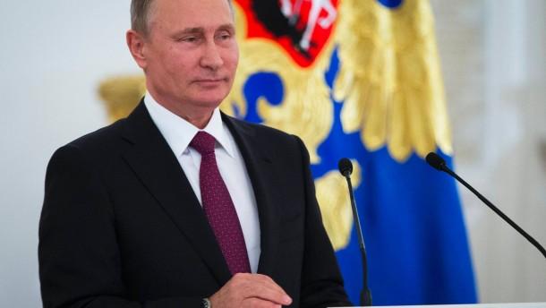"""""""Die Partei ist ein Instrument von Putin"""""""