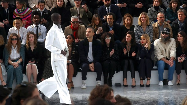 Chanel-Show in Paris zeigt neue Kollektion
