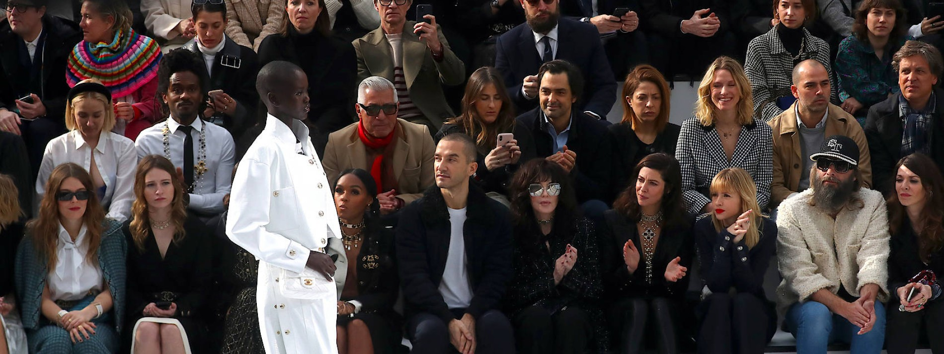 Chanel-Show in Paris zeigt neue Kollektion