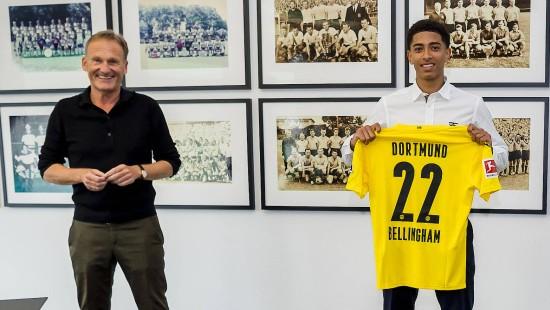 BVB holt nächsten Jungstar aus England