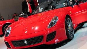Ferraris 599 GTO ist der Luxus-Star