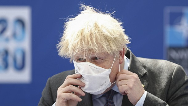 """Boris Johnson will keinen """"neuen Kalten Krieg"""" mit China"""