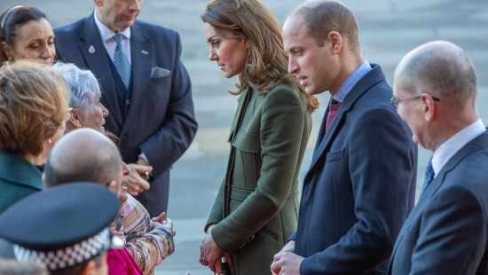 William und Kate gehen royalen Pflichten wieder nach