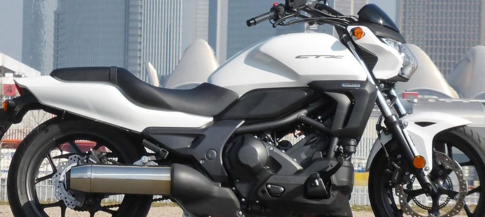 Honda CTX 700 N: Schönheit, die von innen kommt - Motor - FAZ