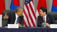 Obama besucht Hiroshima