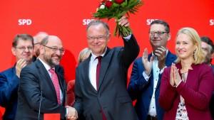 Hoffnung für die SPD
