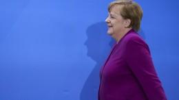 Merkel warnt vor Gefahr in Privaträumen