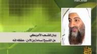 Bin Ladin droht Amerika in neuer Video-Botschaft