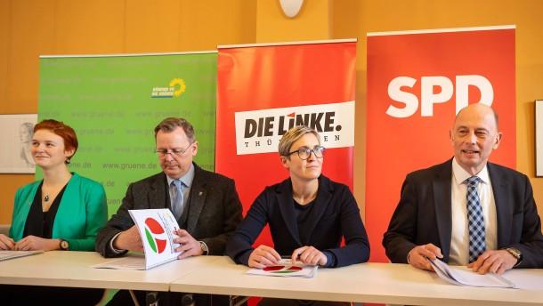Thüringen steht vor Verschiebung der Landtagswahl