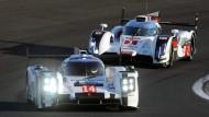 Porsche ist zurück in Le Mans