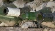 Mann baut Haus - aus sechs Millionen Flaschen