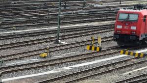 Der Bahn fehlt es an Lokführern