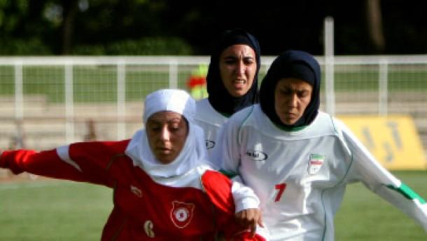 Fifa will Kopftuchverbot aufheben