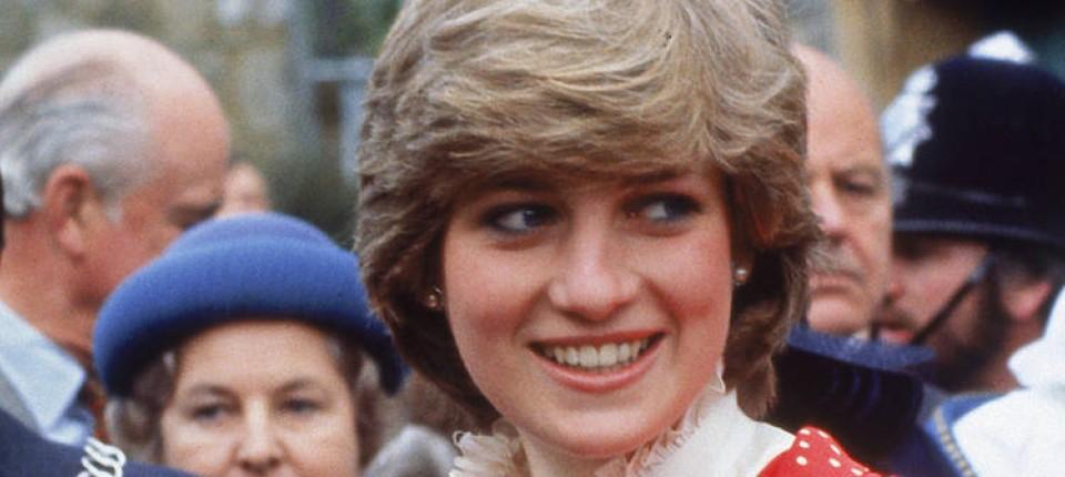 Lady Diana Als Modevorbild