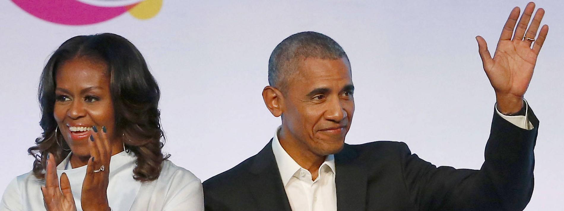 Obamas produzieren Netflix-Adaption von Buch über Trump