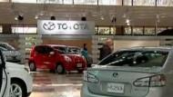 Toyota droht Rekordstrafe