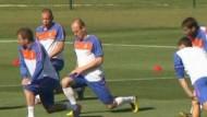 Robben vor Rückkehr ins Team