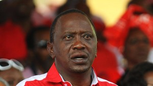 Kenyatta zum neuen Präsidenten gewählt