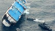 Schiffsunglück auf den Philippinen