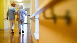 Jedes vierte Pflegeheim macht Verlust