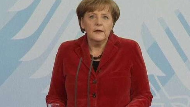 """Merkel beklagt """"verlogene Debatte"""""""