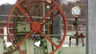 Gas-Streit wirkt sich auf Deutschland aus