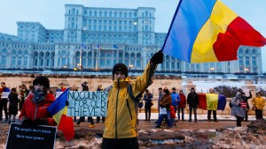 Rumäniens Regierung zieht umstrittene Verordnung zurück