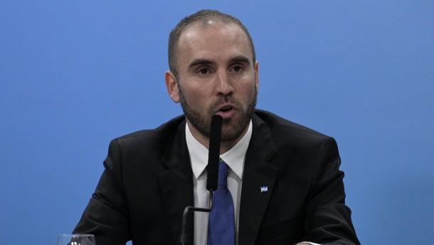 Argentiniens Gläubiger lehnen Umschuldungsangebot ab
