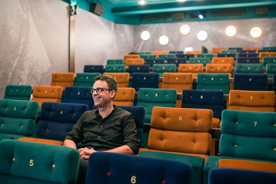 """""""Wir lernen von der Gastronomie"""": Christopher Bausch, Harmonie"""
