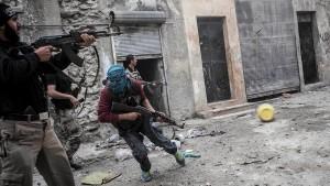 Syrische Armee verspricht Waffenruhe zum Opferfest