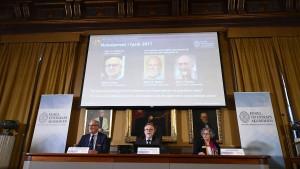 Physik-Nobelpreis für Nachweis der Gravitationswellen