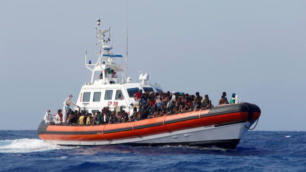 Deutsches Rettungsschiff darf Sizilien anlaufen