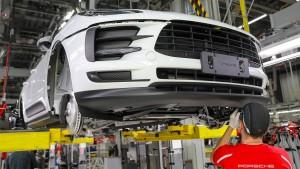 Die deutsche Industrie wächst überraschend stark